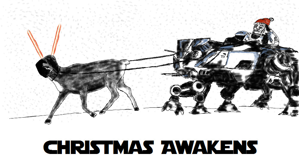 christmas awakens