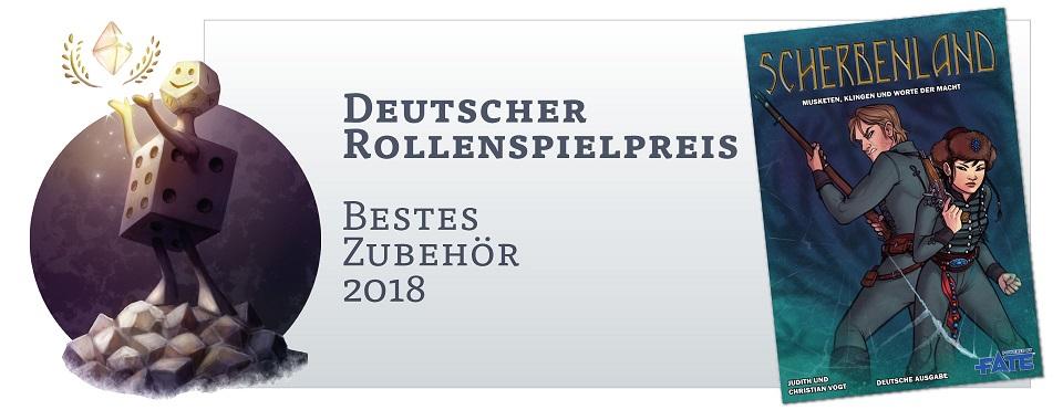 Deutscher Rollenspielpreis 2018